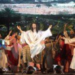 Auto da Paixão de Cristo, nos Arcos da Lapa - Fundação Cesgranrio