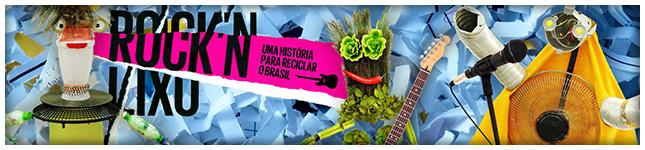 Rock'n Lixo - Cesgranrio - Formação de Plateia - Projeto Social Apostanto no Futuro