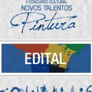 Edital – Novos Talentos da Pintura – 2ª Edição (2015)