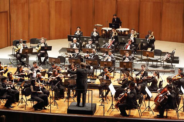 Audição Orquestra Sinfônica Cesgranrio