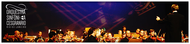 Sucesso! Orquestra Sinfônica Cesgranrio - Festival Mimo 2015 - Paraty