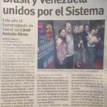 Orquestra Sinfônica Cesgranrio na Venezuela