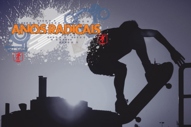 Série Anos Radicais - Festival Internacional de Televisão