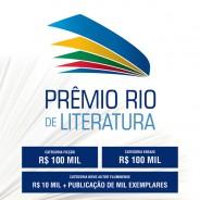 Último dia de inscrições para o Prêmio Rio de literatura