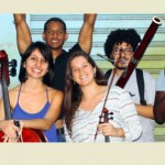 Músicos da Orquestra Cesgranrio atravessam fronteiras