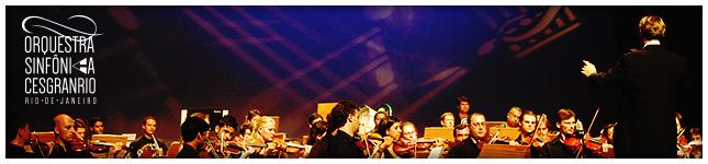 Orquestra Sinfônica Cesgranrio - Edital - Audições 2016