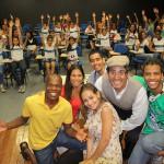O Grande Aniversário - Teatro nas Escolas - 2015 - Cesgranrio