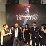 Troféu - Prêmio Cesgranrio de Teatro 2015