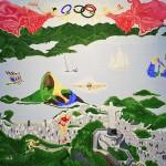 RIO DE PAZ - Novos Talentos da Pintura - Finalista