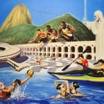 Sonho Olímpico - Novos Talentos da Pintura - Finalista
