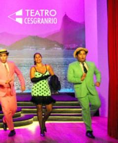 Teatro Cesgranrio será inaugurado com espetáculos gratuitos