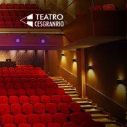 Solicitação de pauta para o Teatro Cesgranrio