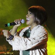 Tributo a Whitney Houston no Teatro Cesgranrio