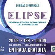 Vencedores do projeto Elipse apresentam curtas no Odeon