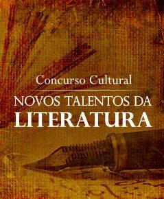 Concurso Cultural Novos Talentos da Literatura – Poesia | 2ª Edição