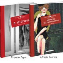 """Prêmio Rio de Literatura: Lançamento dos livros laureados na categoria """"Novo Autor Fluminense"""""""