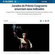 Jurados do Prêmio Cesgranrio anunciam seus indicados