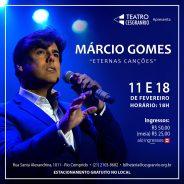 Show de Márcio Gomes