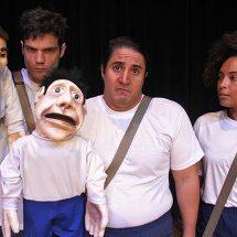 Bullying é tema de peça apresentada nas escolas públicas do RJ