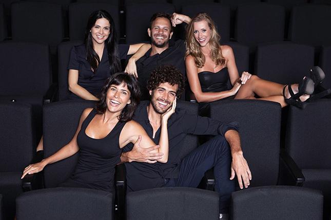 Teatro Cesgranrio - Junho - 10 Luas
