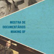 5ª Oficina de Atores apresenta ciclo de palestras e mostra de documentários Making Of
