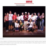 O bullying no teatro