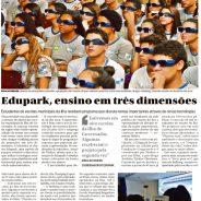 Edupark, ensino em três dimensões