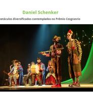 Espetáculos diversificados contemplados no Prêmio Cesgranrio