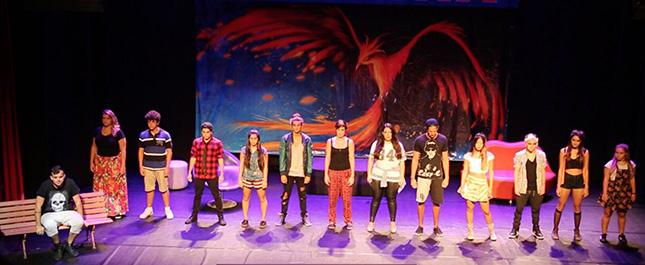 Suspiro Colegial - Teatro Cesgranrio