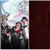 Walcyr Carrasco, Claudio Tovar e Daniel Herz estão em cartaz no Teatro Cesgranrio