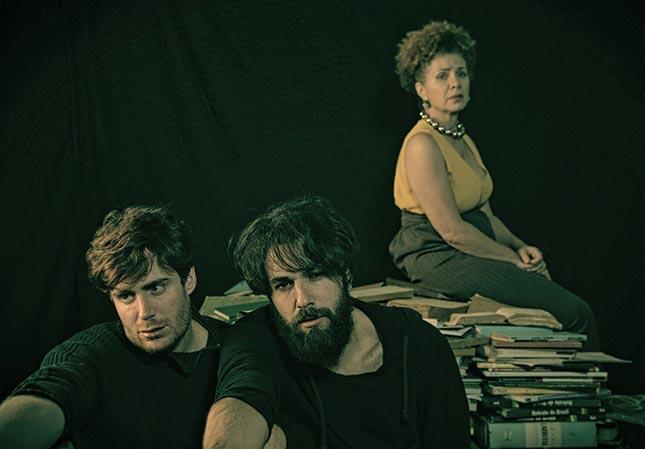 Teatro Cesgranrio - Espetáculos de outubro de 2017 - Êxtase