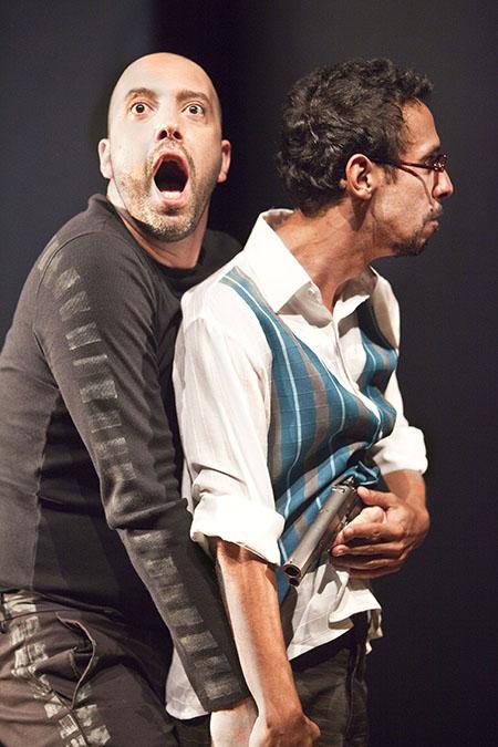 Cia Atores de Laura - Teatro Cesgranrio