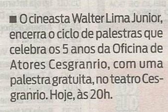 Walter lima Junior (Lili Rodriguez)
