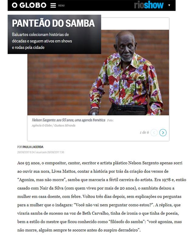 Panteão do Samba