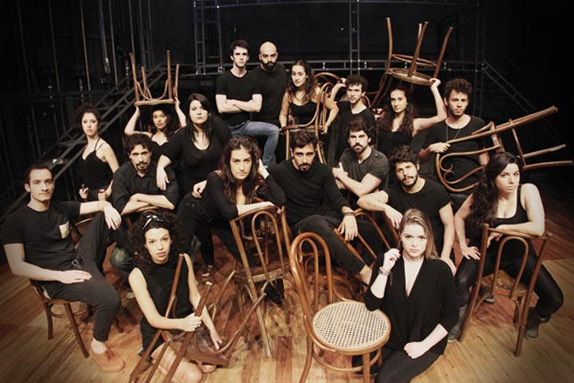 Otelo da Mangueira - Oficina de Teatro Musical Cesgranrio 2017