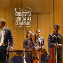 Orquestra Sinfônica Cesgranrio abre audições para 2018