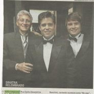 Sinatra relembrado – Jornal o Globo – Tijuca