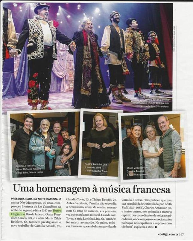 c6ac90fddfe2ba Uma homenagem à música francesa | Centro Cultural Cesgranrio