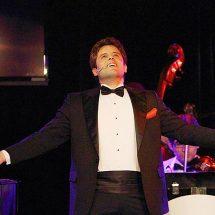 Sinatra é homenageado em espetáculo no Teatro Cesgranrio