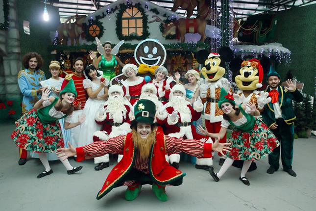 Um Natal para Noel - Centro Cultural Cesgranrio
