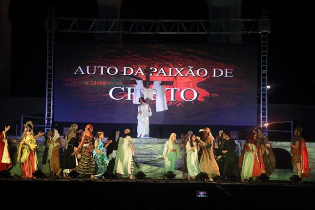 Auto da Paixão de Cristo 2018
