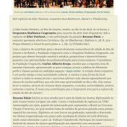 Sinfônica Cesgranrio e os clássicos
