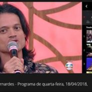 Encontro com Fátima Bernardes – Álamo Facó (Mamãe)