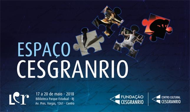 Ler - Salão Carioca do Livro 2018 - Cesgranrio