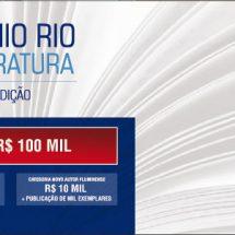 3º Prêmio Rio de Literatura divulga finalistas – 2017