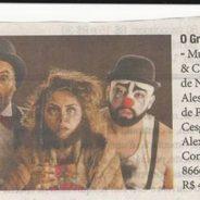 O Grande Circo Místico – Jornal do Brasil