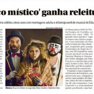 """""""O Circo Místico"""" ganha releituras"""