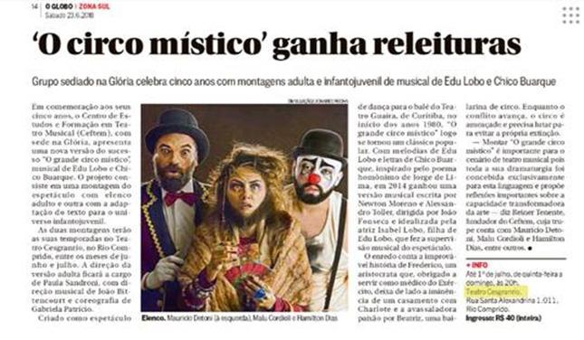 Teatro Cesgranrio