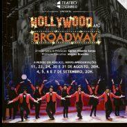 Hollywood and Broadway – Jornal O Globo (Anúncio – Rio Show)