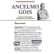 Faculdade Cesgranrio – Inscrições – Ancelmo Gois